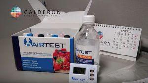 Air Test Test de aliento para intolerancias alimentarias y SIBO