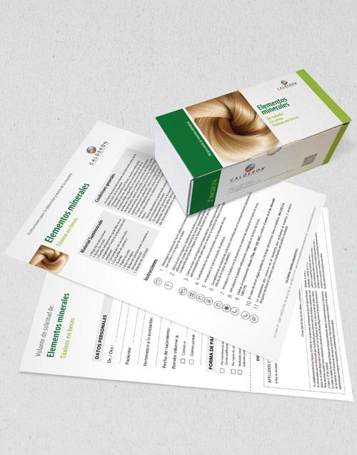 Test clínicos tóxicos organismo centro diagnóstico Calderón