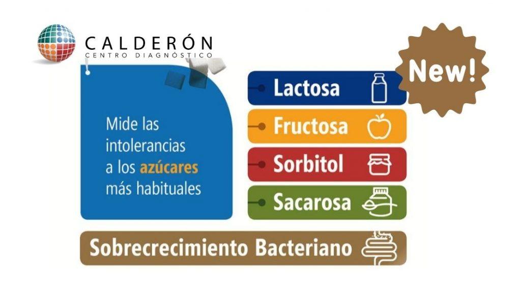 Lactosa, fructosa, sorbitol y SIBO